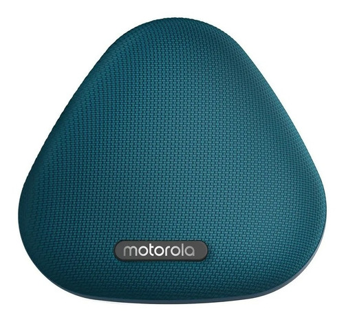Parlante Motorola Sonic Boost 230 Portatil Bluetooth Azul