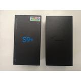 Caja Vacia Samsung S9 Plus Titanium Gray Con Llave Y Manual