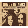Novos Baianos Box (2 Cds) 1973 & 1974 - Os Anos Continental Original