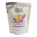 Keratina En Crema Mary Bosques - Doypack X 250 Gr