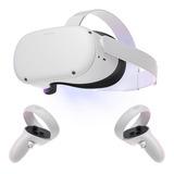 Lente Realidad Virtual Oculus 256 Gb Quest 2