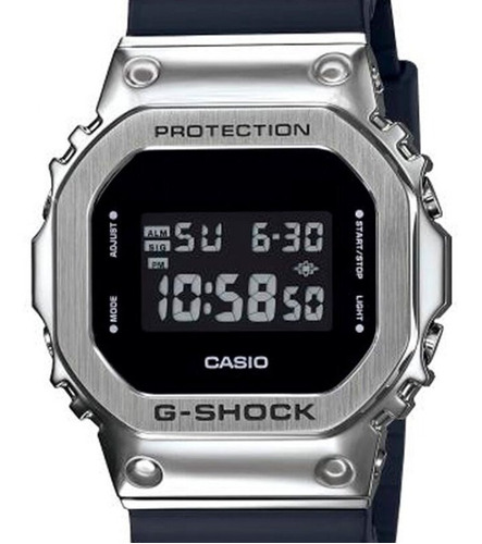 Relógio Casio G-shock Masculino Gm-5600-1dr