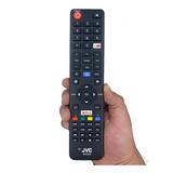 Control Remoto Jvc Rc320 Para Smart Tv + Pilas