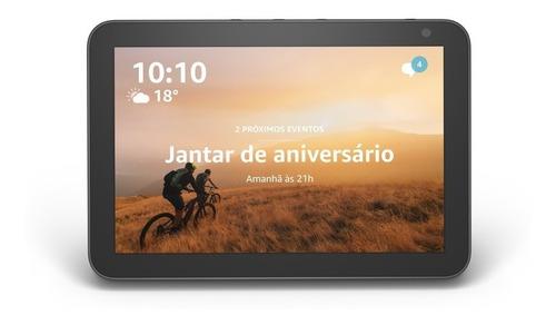 Amazon Echo Show 8 Smart Speaker Tela De 8 E Alexa Preto