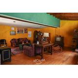 Casa En San Bernabe Ocotepec (pblo), La Magdalena Contreras Con 4 Habitaciones