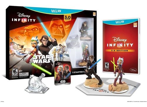 Disney Infinity 3.0 - Star Wars Starter Pack  Nintendo Wii U