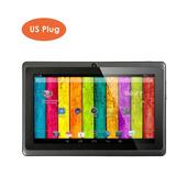 Niños Tablet Pc 7 Pulgadas Dos Cámaras 8 Gb Quad-core Wi-fi