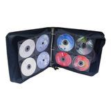 ¡ Estuche Porta-cd X200 Triple Argolla - Apreciosderemate !!