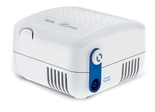 Nebulizador A Pistón Silfab Pixel Blanco 220v