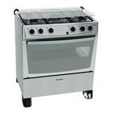 Cocinas Cocina Gas 5 Hornallas Nuevas James C150b Inox James