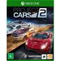 Jogo Mídia Fisica Project Cars 2 Para Xbox One Original