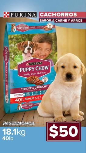 Perrarina Dog Chow Cachorros
