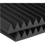 Paneles Acústicos De Espuma 30 X 30 Cm Pack De 12