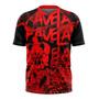 Camisa Camiseta Favela Comunidade Chave Town/tony Country Original