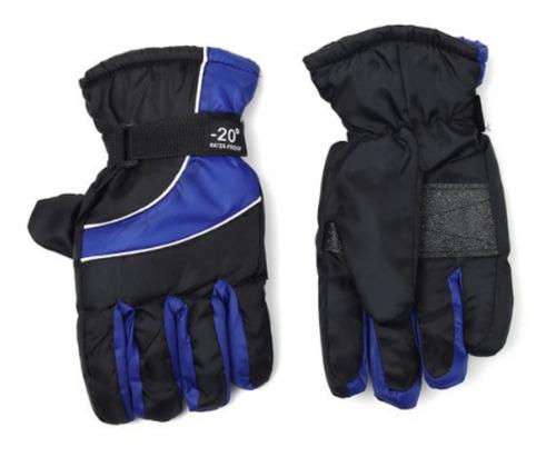 Guantes Moto Invierno Proteccion Impermeable