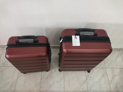 Maletas De Viajes Resistentes Y Con Ruedas Ultra Ligeras