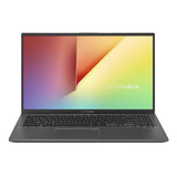 Notebook Asus Vivobook R564ja Slate Gray 15.6 , Intel Core I3 1005g1  4gb De Ram 128gb Ssd, Intel Uhd Graphics 1920x1080px Windows 10 Home