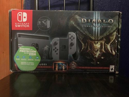 Nintendo Switch Edición Diablo Lll