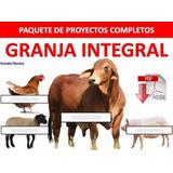 Paquete Completo Cría Vacas Chanchos Pollos Gallinas Y Más!