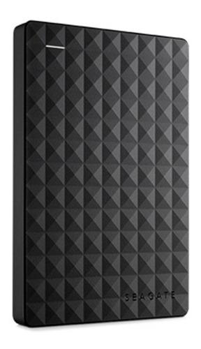 Disco Externo 2tb Seagate Expansion Ultra Slim Usb 2.0 3.0