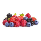 Mix De Frutos Rojos Congelados Iqf Organicos