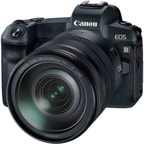 Canon Eos R Kit Con Lente Rf 24-105mm + Adaptador Ef-eos R