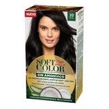 Tintura Wella Sin Amoniaco Soft Color Pack X 3 Todos Colores