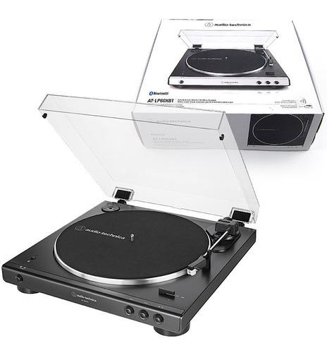 Audio-technica At-lp60xbt Tocadiscos Estéreo De Transmisión