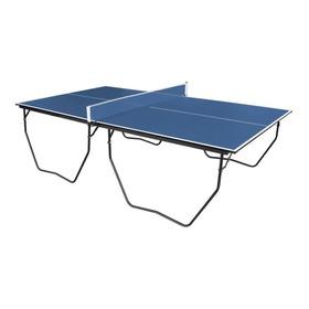 Mesa De Ping Pong Deportes Brienza Gold Azul