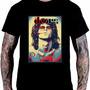 Camiseta Camisa Banda The Doors Jim Morrison E39 Original