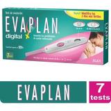 Evaplan Digital - Test De Ovulación X 7