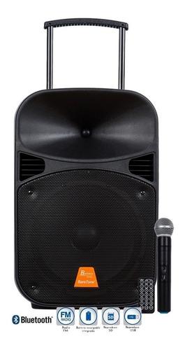 Parlante 12 Pulgadas Bateria/microfono Inalambrico Baretone