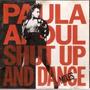 Cd Paula Abdul - Shut Up And Dance - Mixes - Importado - Original