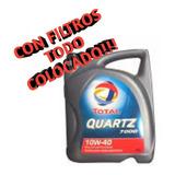 Cambio De Aceite Y Filtro Colocado Citroen Xaara Hdi C/total