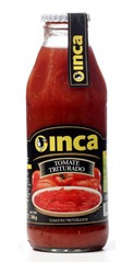 Tomate Triturado Inca Botella 910 Gr