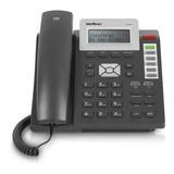 Teléfono Ip Tip 200 Intelbras 6 Teclas Programables, Altavoz