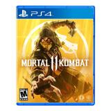 Mortal Kombat 11 Formato Físico Ps4 Original