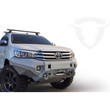 Bumper (paragolpes) Rival Aluminio Toyota Hilux 2016-18