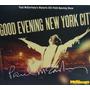 Paul Mccartney 2009 Good Evening New York City Cd Digipack Original