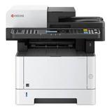 Impresora Multifunción Kyocera Ecosys M2040dn Blanca Y Negra 120v