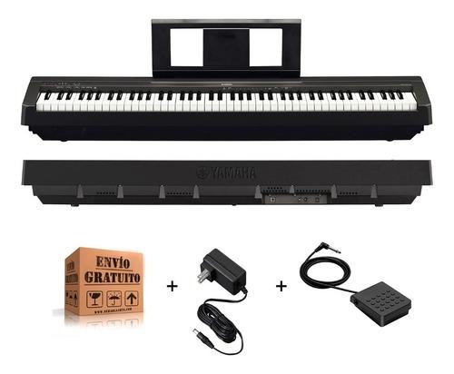 Teclado Piano Digital Yamaha P45 88 Teclas Accion Martillo