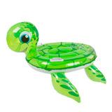 Inflable Salvavidas De Tortuga Flotador Para Niño