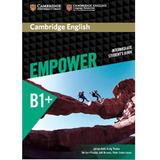 Empower B1+ (plus)  Pack De 4 Libros Y Audio Cambridge Engli