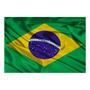 Bandeira Do Brasil Oficial Grande 1,5m X 0,90 Em Poliéster Original