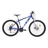 Mountain Bike Slp 5 Pro R29 18  21v Frenos De Disco Mecánico Cambios Slp Color Azul