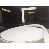 Moldura Porta E Janela  Eva Adesivada *sol 3,5cm X 5mm*10mt