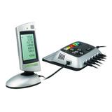 Scalextric Digital Powerbase, Cuenta Vueltas, 6 Controles ++