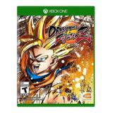 Dragon Ball Fighterz Standard Edition Bandai Namco Entertainment Xbox One Físico