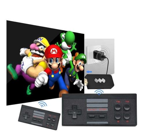 Consola De Juegos Inalámbrica Retro 4k / Somos Ventasmacul