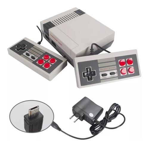 Consola De Juegos Retro Mini 620 Videojuegos 2 Joystick